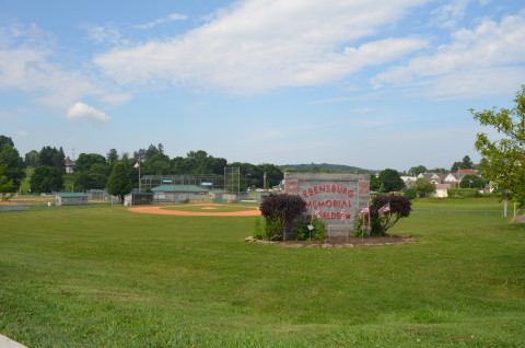 Memorial FIeld Ebensburg