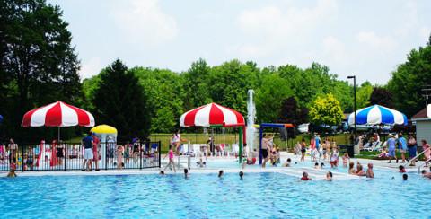 Ebensburg Pool