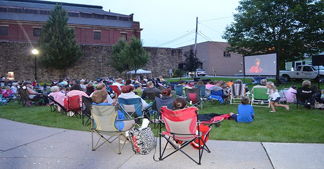 Movie in the Park – Friday, July 11th