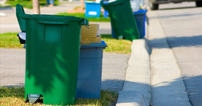 2017 Trash & Recycling Schedule