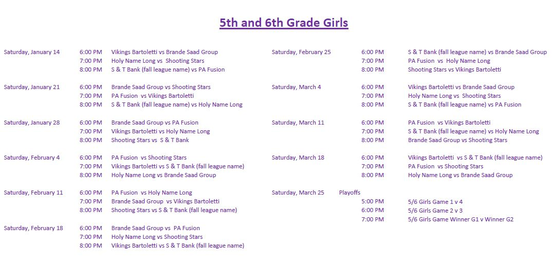 5th-and-6th-girls-winter-league-schedule