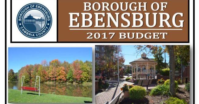 2017 Proposed Borough Budget