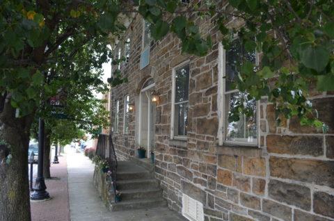 The Noon-Collins Inn, Ebensburg