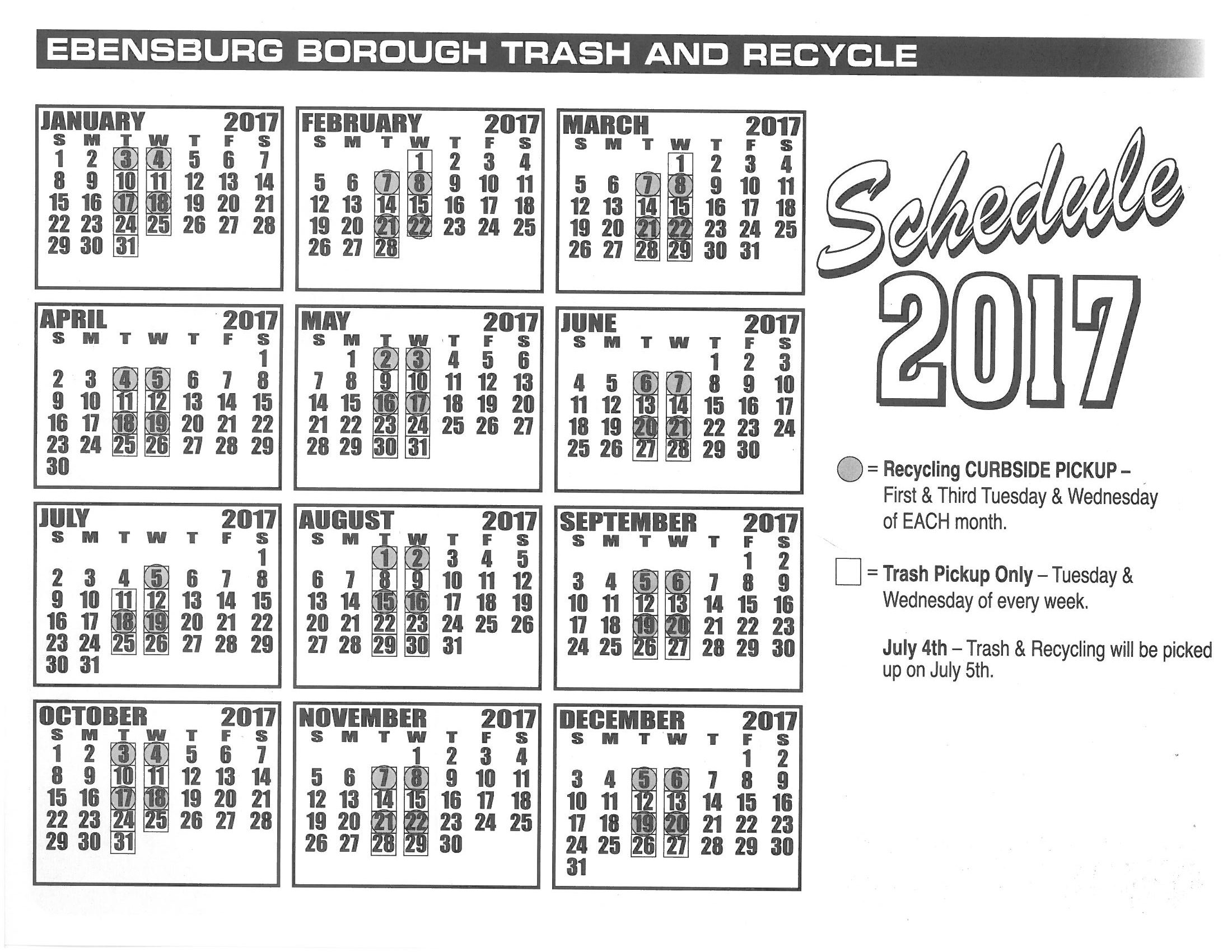 trash-schedule-2017-2