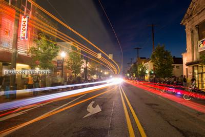 Downtown Ebensburg, Brandon Hirt Photography