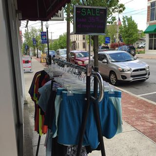Up-N-Running Specialty Store, Downtown Ebensburg