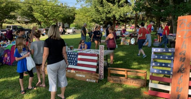 Ebensburg Homecoming Events – July 25th