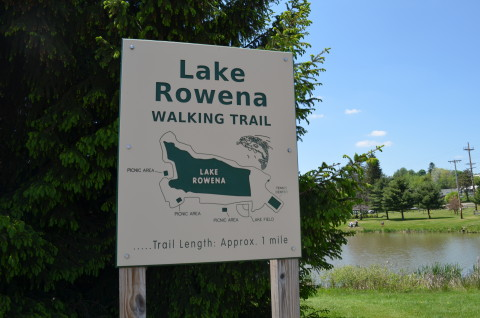 Lake Rowena Walking Trail Ebensburg