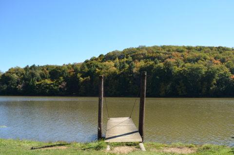 Lake Rowena, Ebensburg