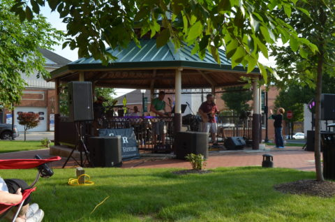 Concerts in the Park, Ebenburg