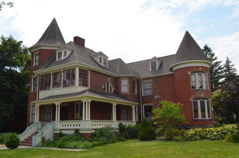 Cambria County Historical Society, Ebenburg