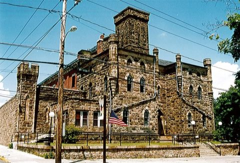Old County Jail, Downtown Ebensburg