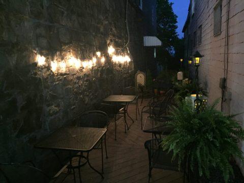 Everyday Gourmet Outdoor Dining, Ebensburg