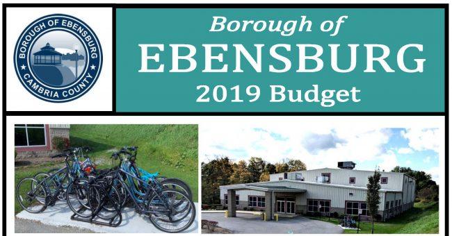 2019 Borough Budget